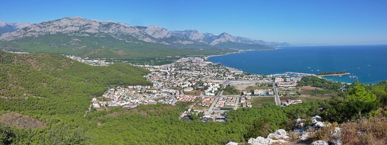 Lykischer Weg: die malerischste Wanderroute in Europa